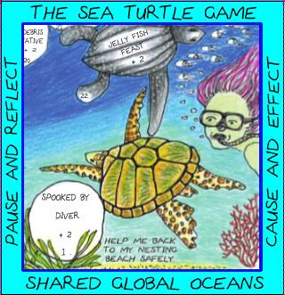 Sea Turtle Game