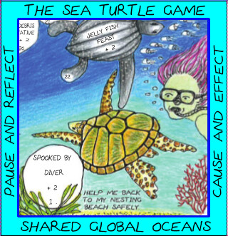 Sea Turtle Game