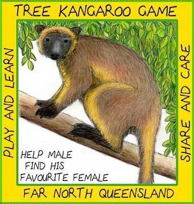 Tree Kangaroo Game