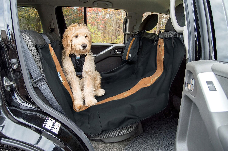 Kurgo Wander Hammock - galinės sėdynės užtiesalas šunims