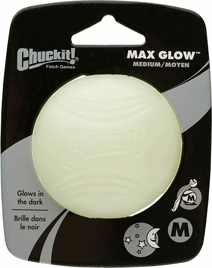 Chuckit! Max Glow šviečiantis žaislas