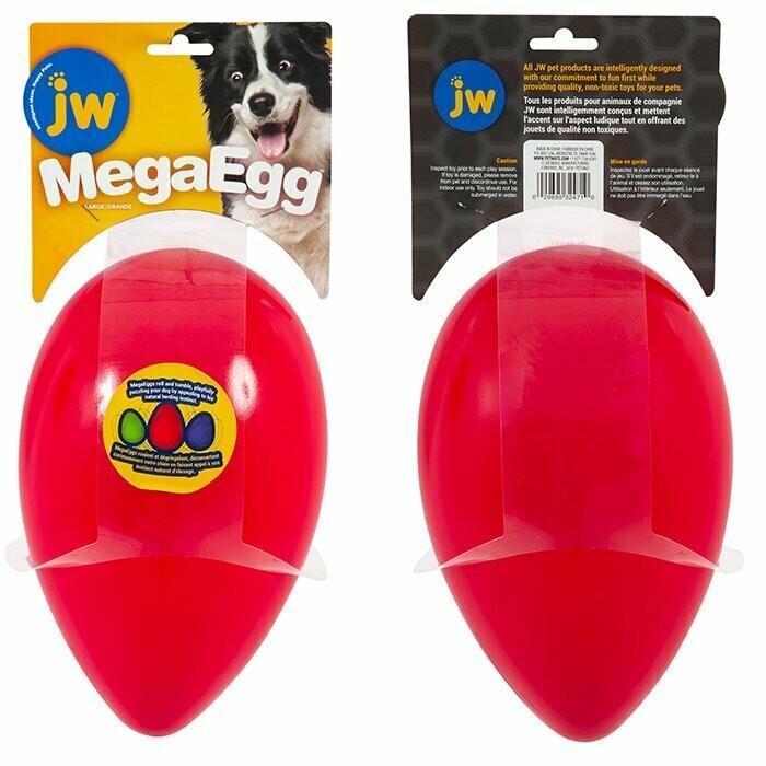 JW Mega Egg žaislas šunims