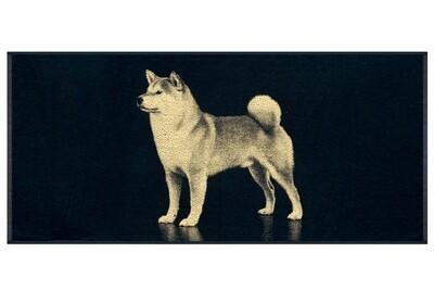 Rankšluostis su šunų veislėmis 67×150 cm