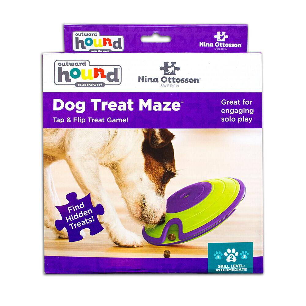 Nina Ottosson Treat Maze interaktyvus žaislas šunims