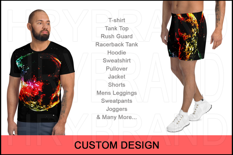 I Will Create Custom Pattern, Texture, Seamless, Graphic Design For Mens T-shirt And All Clothing Products
