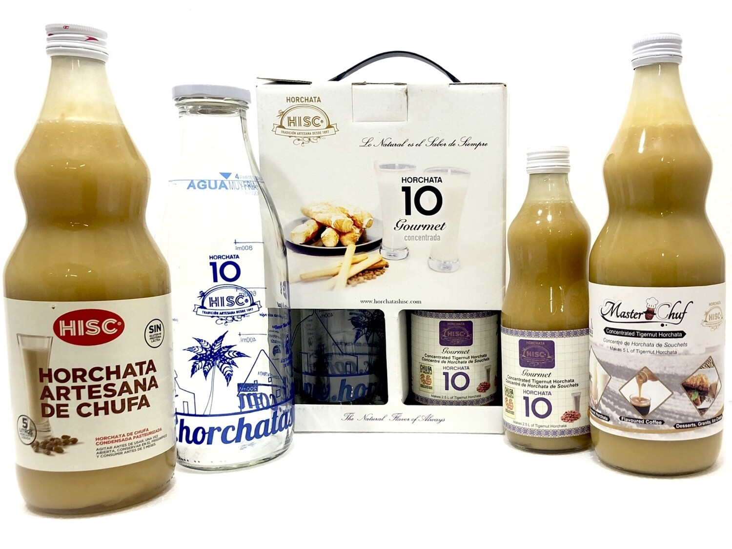 Concentrated & Condensed Horchata