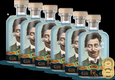 REBEL Gin (6 x 750ml)