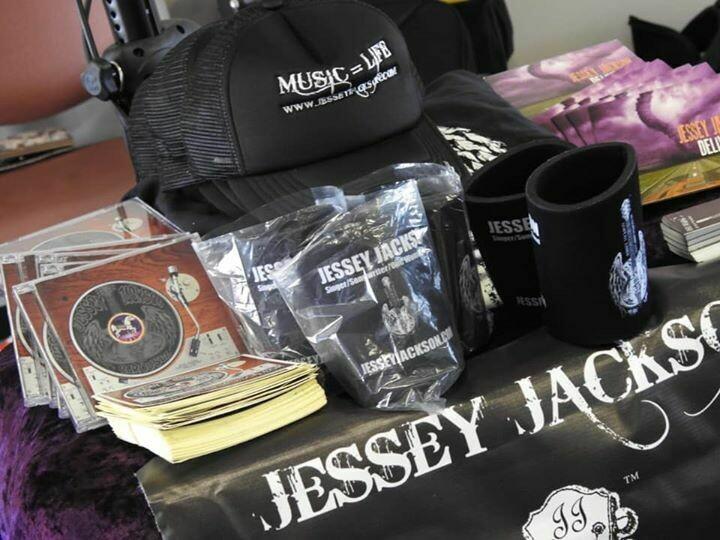 Mega Jessey Jackson Fan Pack