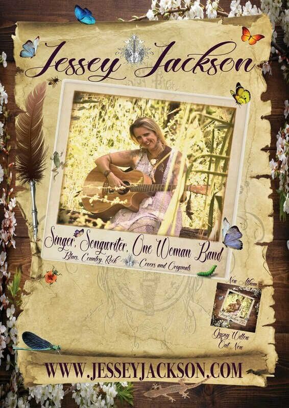 Gypsy Willow Fan Pack