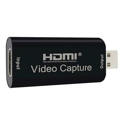HDMI Video Capture Card Streaming VHS Board Capture USB 2.0 (Special Launch price)