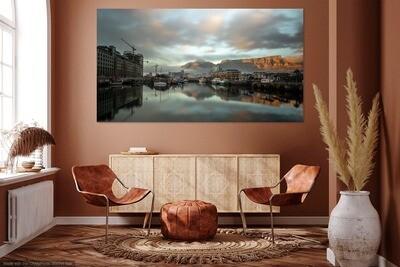 Exclusive Diasec mounted Art Landscape A0 Size
