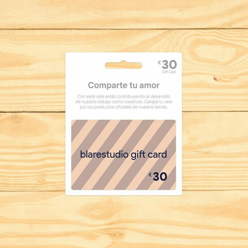 GIFT CARD blarestudio