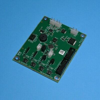 Специализированный модуль Форт-машины AFMcustom-M1.10 для управления DC-двигателями