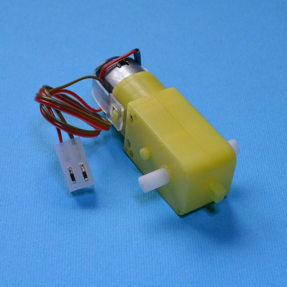 Мотор-редуктор TGP01D-A130 с кабелем и соединителем