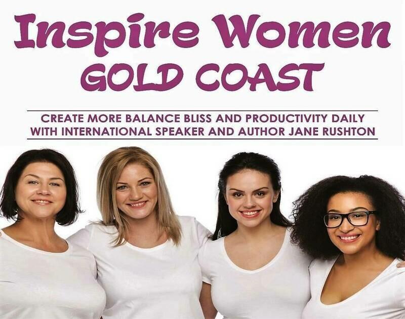 INSPIRE WOMEN 3 DAY RETREAT