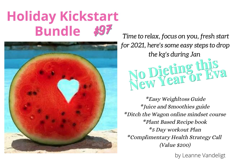 Kickstart and Cleanse Bundle