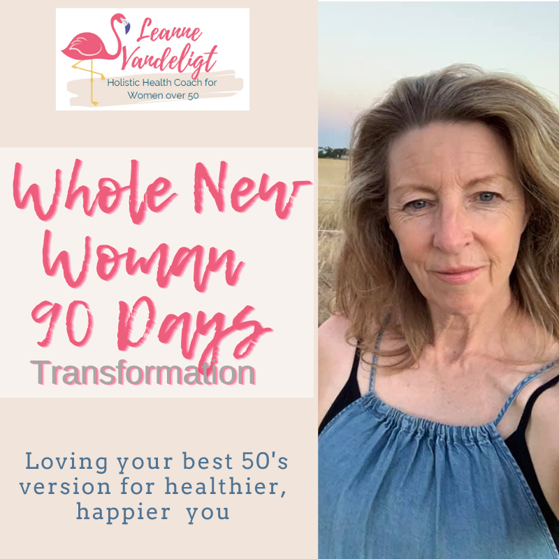 Whole New Woman 90 Days Transformation