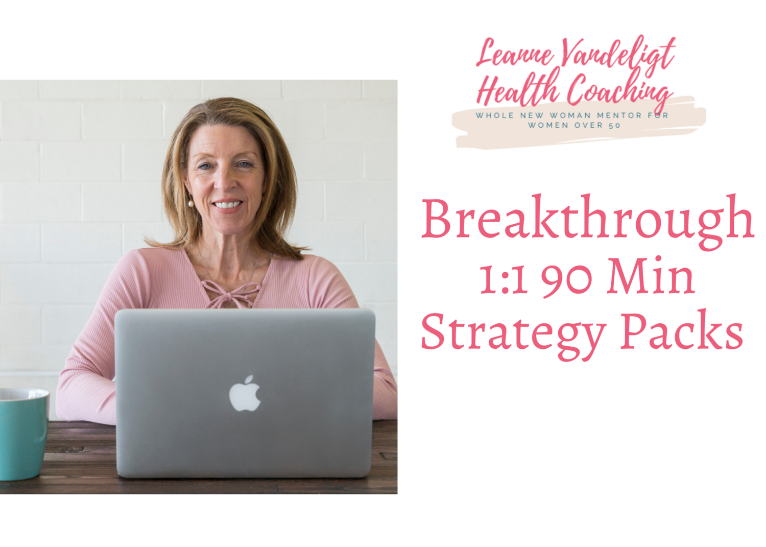 Breakthrough Strategy Session 90 min 1:1  package