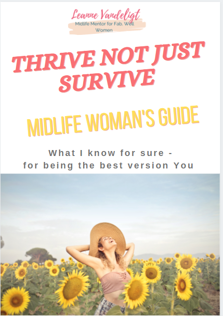 Thrive not Just Survive Guide & Free Stress Masterclass
