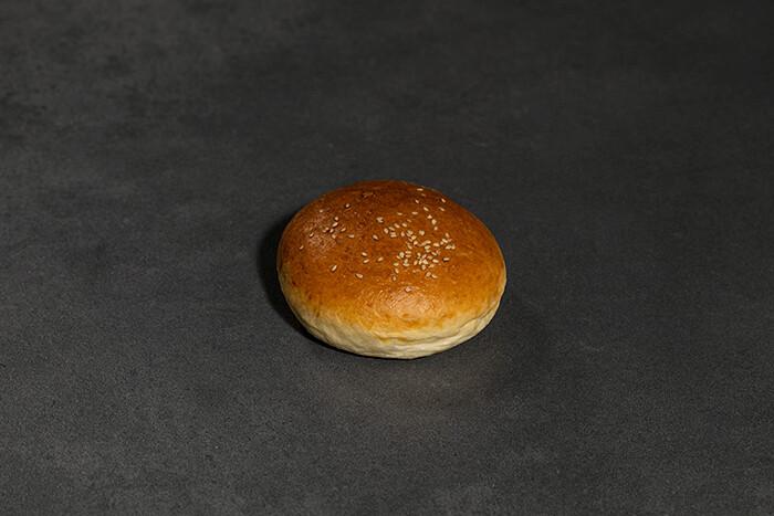 Hamburgerbrötli mit Sesam