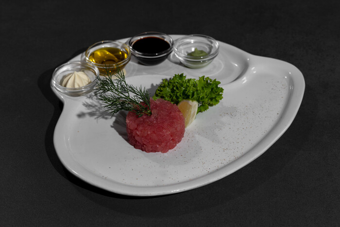 Thunfisch-Tatar