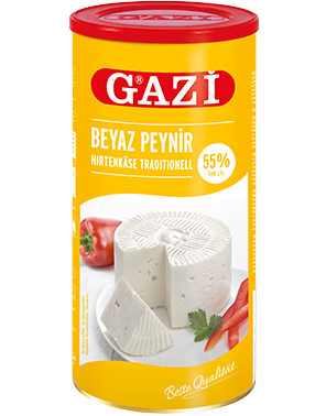 Gazi Weiss-Kaese Tuerkisch Hirtenkaese 800g