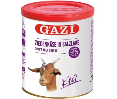 Gazi Ziegenkäse 400gr /800 gr