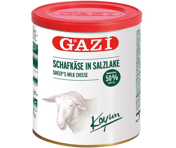 Gazi Türkisch Schafkäse 400gr /800 gr