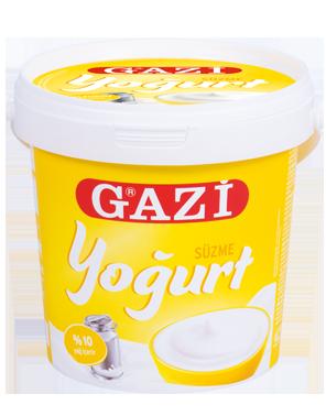Gazi Stichfester Sahnejoghurt (Süzme)
