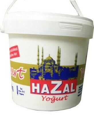 Hazal rahmangereichert Tuerkischer Naturjoghurt