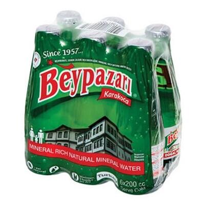 Mineralwasser Tuerkisch- Beypazari x6 200 ml. Online bestellen
