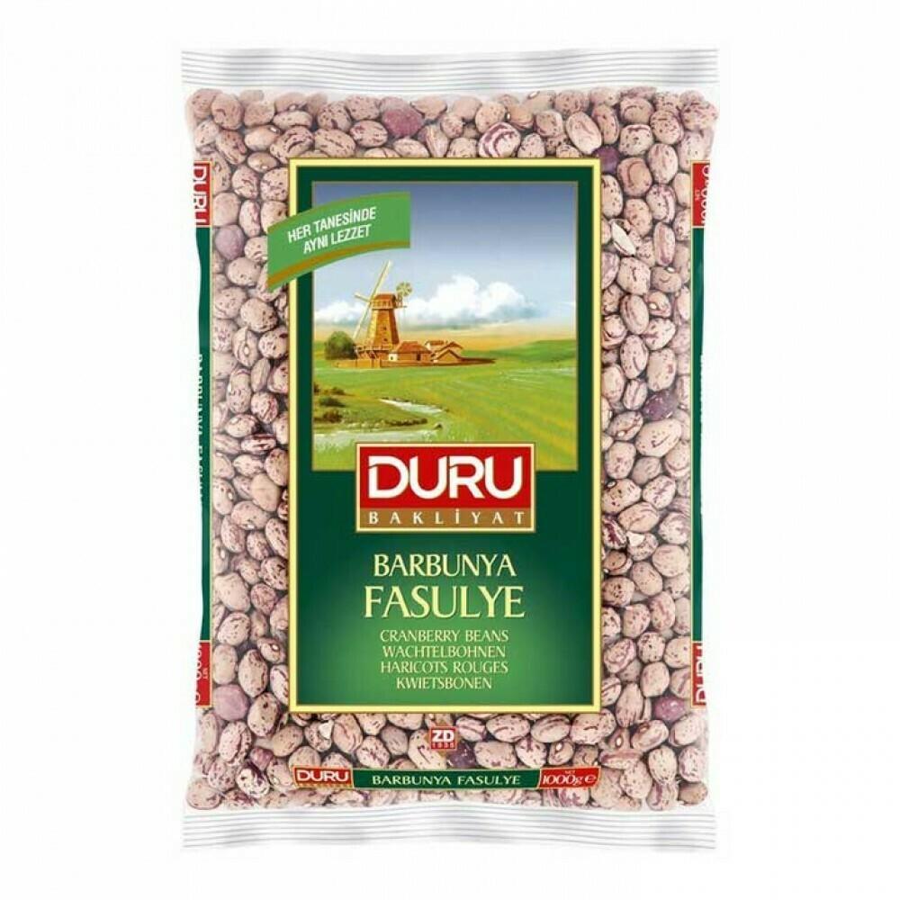 Duru-Tuerkische Wachtelbohnen (Barbunya)