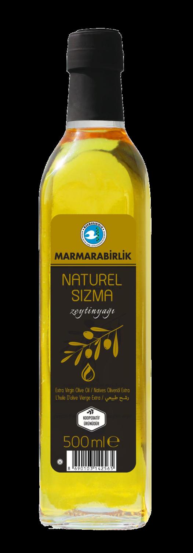Tuerkisches Olivenöl-Riviera oder Extra Virgin-MarmaraBirlik