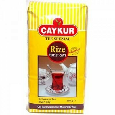 Tuerkischer Schwarz Tee Rize Filiz Caykur 500 gr/ 1kg
