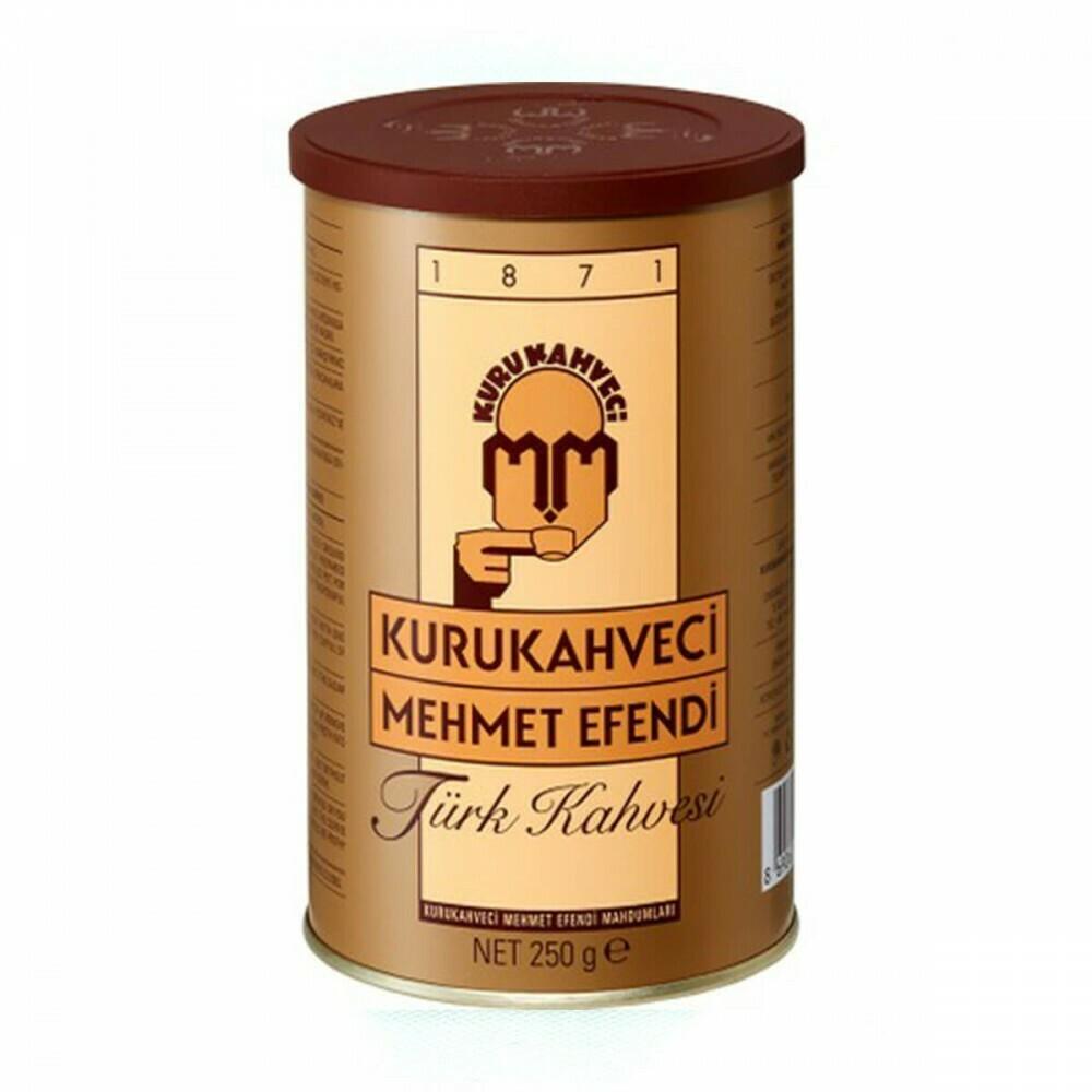 Tuerkischer Kaffee MehmetEfendi 250 /500 gr.