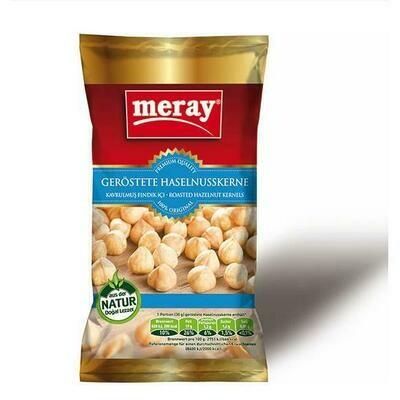 Meray- Haselnusskerne Geröstet
