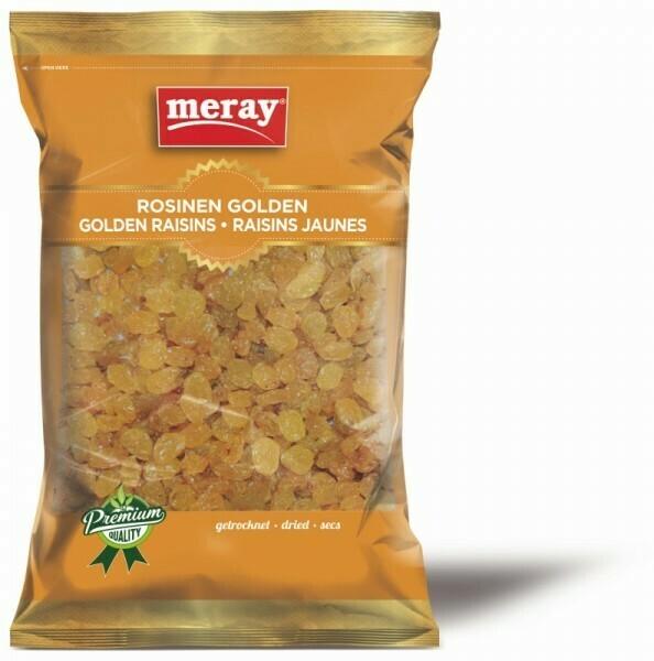 Meray- Rosinen Golden- Sultaninen-Bergrosinen- Kuru Üzüm-getrocknete Weinbeeren