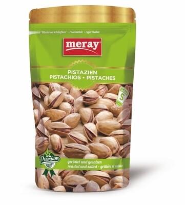 Meray- Antep Pistazien-geröstet- gesalzen Erdnusskerne mit Sesam- Erdnüsse