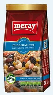 Meray- Studentenfutter Nuss-Mix