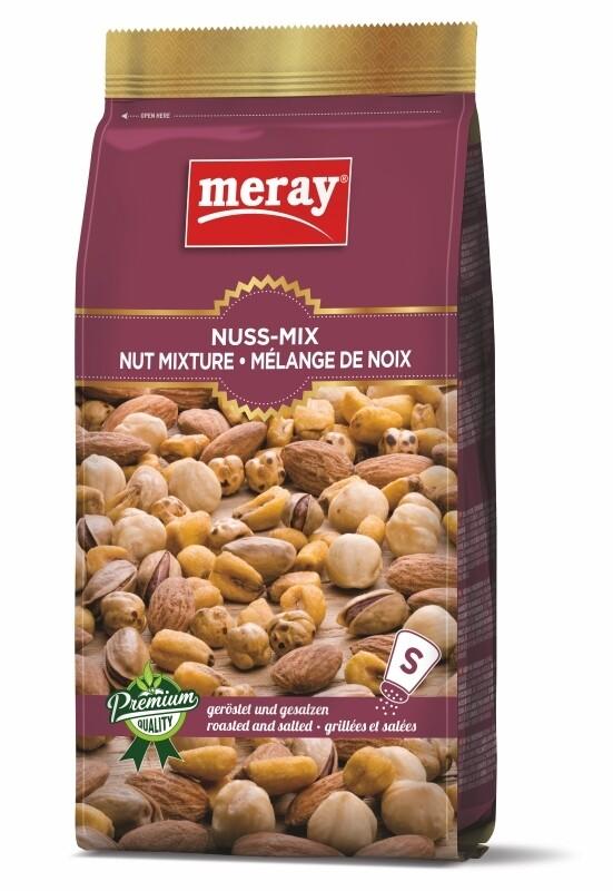 Meray- Studentenfutter Nuss-Mix
