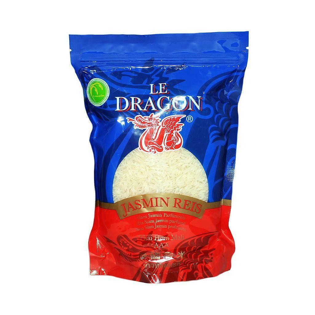 Dragon Jasminreis parfümierte 1kg