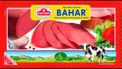 Pastirma tuerkisches halal Schinken 100 gr