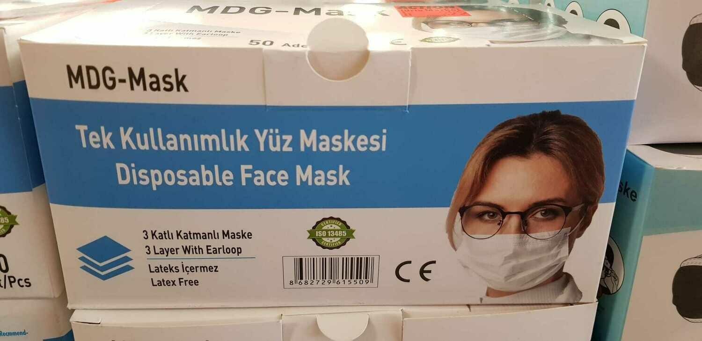 Masken online kaufen Schweiz