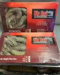 Frozen Shrimp Big Bay online kaufen