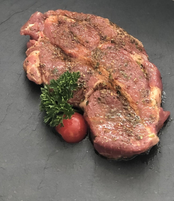 Schweinshals Steak 250g, (CH)