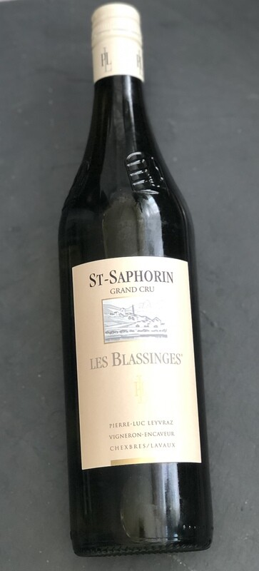 St. Saphorin Grand Cru, Les Blassinges 0.5l