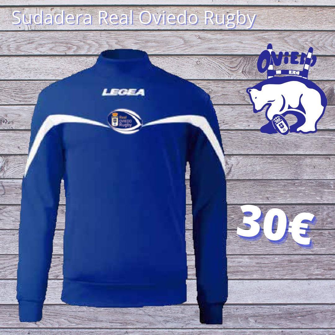 Sudadera LEGEA Real Oviedo Rugby