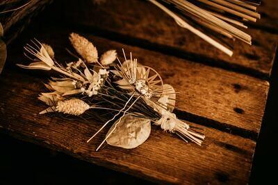 Lalique hair pin
