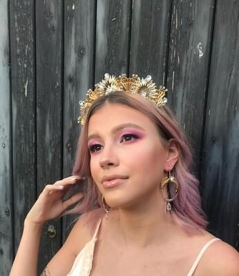 Neptune Bridal Crown