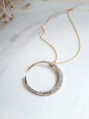 Luna Moon Necklace